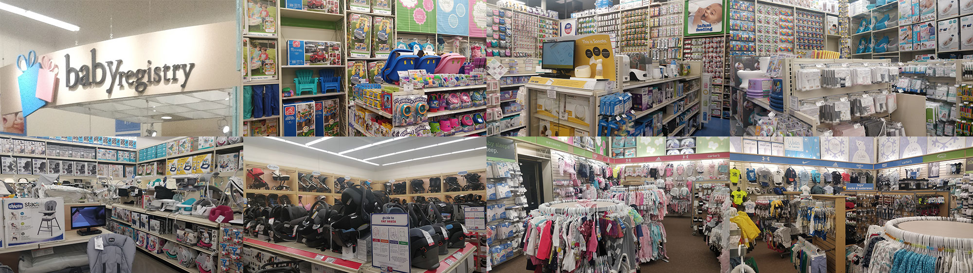 Inside Buy Buy Baby In Tukwila, WA