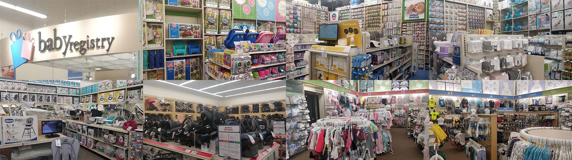Inside Buy Buy Baby In Tukwila, WA