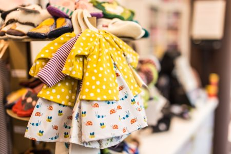 Sell Baby Clothes Thrift Store or Consignment Store